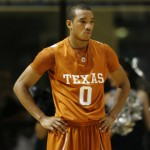 29 November 2009: University of Texas freshman guard Avery Bradley (0) in the second half of the University of Texas vs. Rice University menÕs basketball game at Tudor Fieldhouse on Sunday November 29, 2009 in Houston, Texas. University of Texas won 77-59.